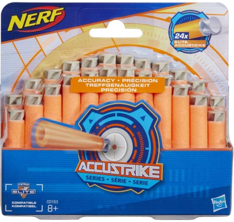 Nerf N-Strike Elite Accustrike 24st pilar