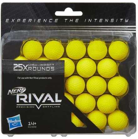 Nerf Rival 25st refill pack