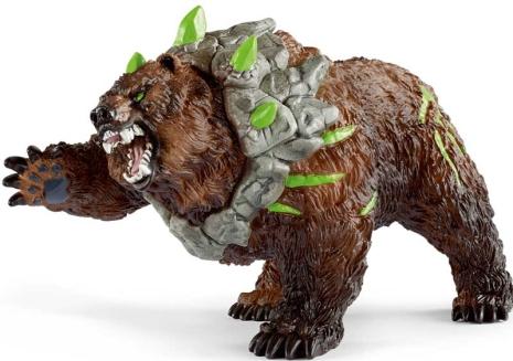 Schleich Eldrador - Djävulsbjörn