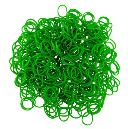 Loom Bands - Green Goblin