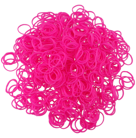 Loom Bands - Pink Panther