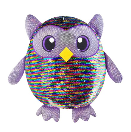 Shimmeez - Leo Owl - Large 35 cm Uggla