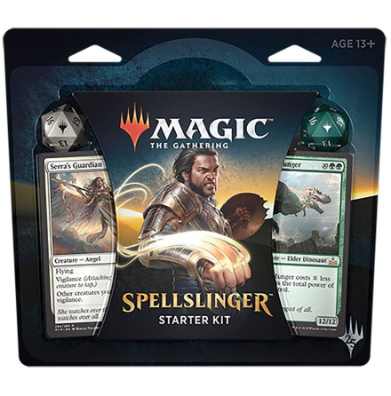 Magic The Gathering Startpaket - Spellslinger 2018