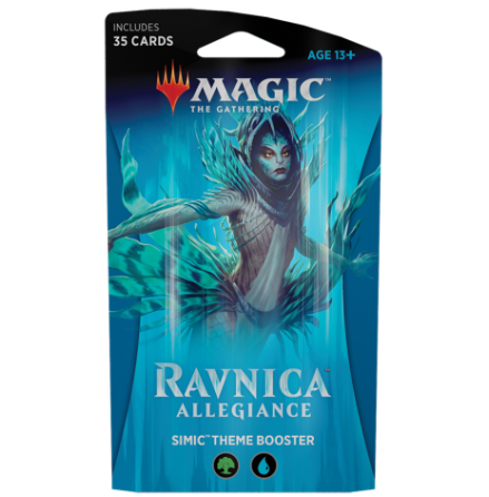 Magic The Gathering - Theme Booster Simic