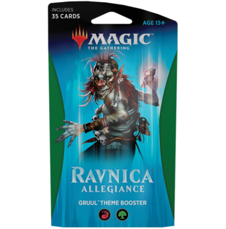 Magic The Gathering - Theme Booster Gruul
