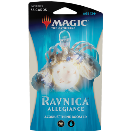 Magic The Gathering - Theme Booster Azorius