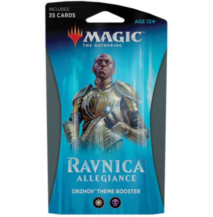 Magic The Gathering - Theme Booster Orzhov