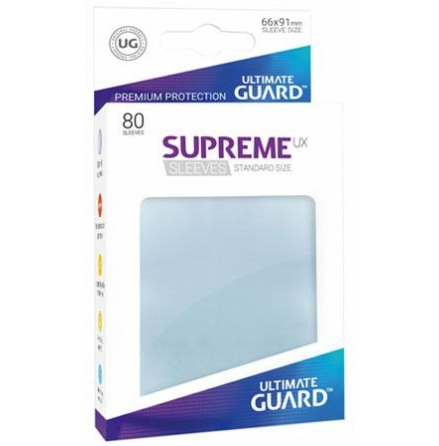 Ultimate Guard - Transparenta plastfickor 80st