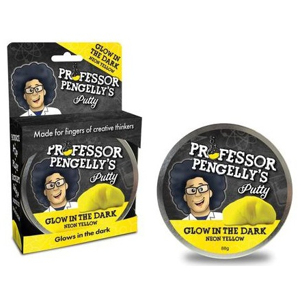 Professor Pengelly's Putty - Neon Yellow