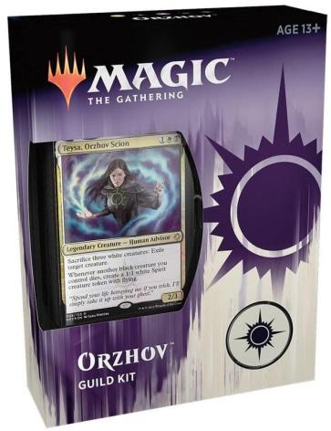 Magic The Gathering - Orzhov Guildkit