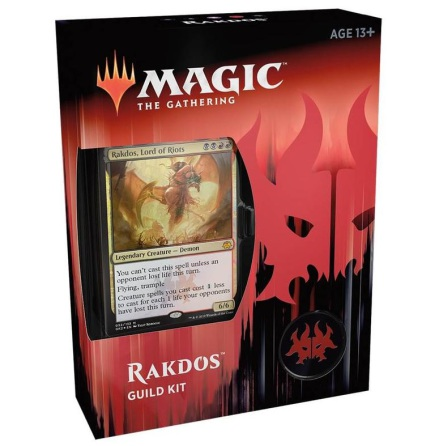 Magic The Gathering - Rakdos Guildkit