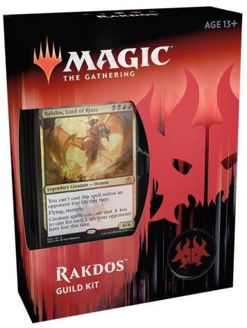 Magic The Gathering - Rakdos Guildkit