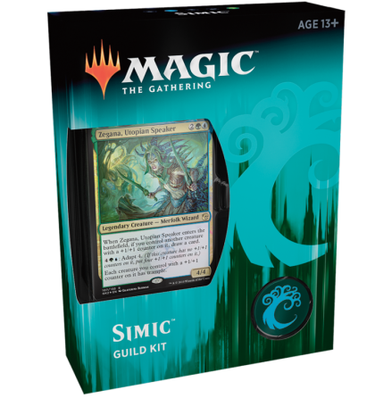 Magic The Gathering - Simic Guildkit
