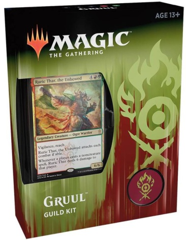 Magic The Gathering - Gruul Guildkit