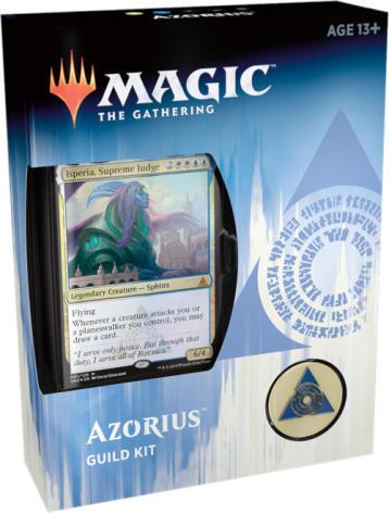 Magic The Gathering - Azorius Guildkit