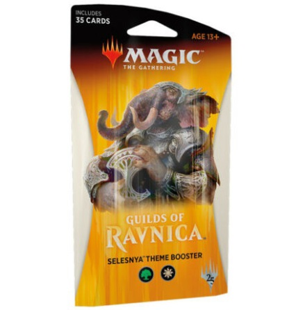 Magic The Gathering - Theme Booster Selesnya