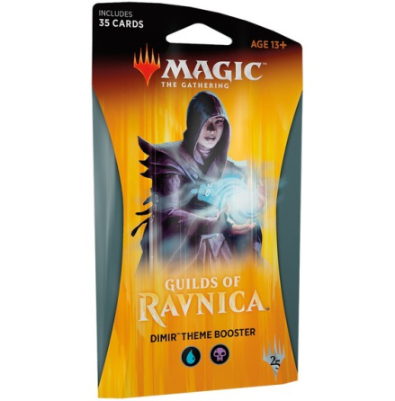 Magic The Gathering - Theme Booster Dimir