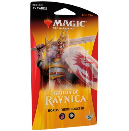 Magic The Gathering - Theme Booster Boros