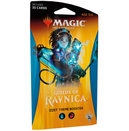 Magic The Gathering - Theme Booster Izzet