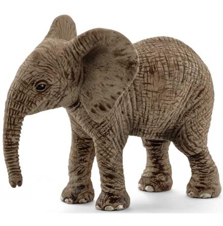 Schleich - Afrikansk elefantunge