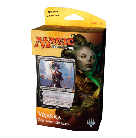 Magic The Gathering - Vraska Planeswalker Deck