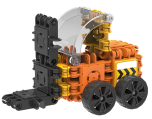 Clicformers - 4in1 DIY Constructions set