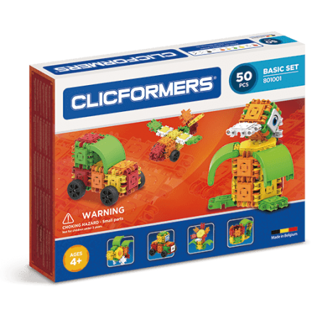 Clicformers - 50delars DIY Startpaket