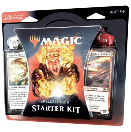 Magic The Gathering Startpaket - Spellslinger 2020