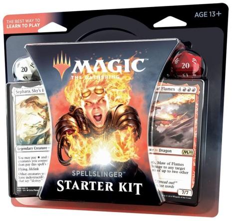 Magic The Gathering Startpaket - Spellslinger 2020