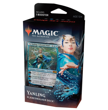 Magic The Gathering - Yanling Planeswalker Deck