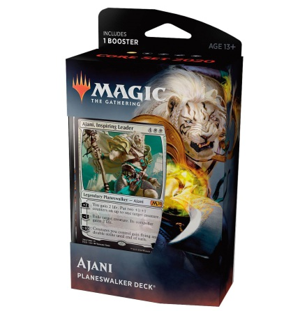 Magic The Gathering - Ajani Planeswalker Deck