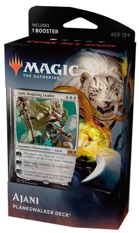 Magic The Gathering - Ajani Planeswalker Deck