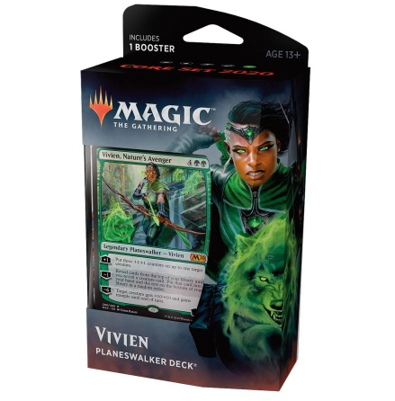 Magic The Gathering - Vivien Planeswalker Deck