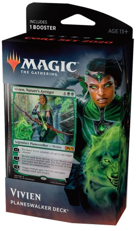 Magic The Gathering - Vivien Planeswalker Deck