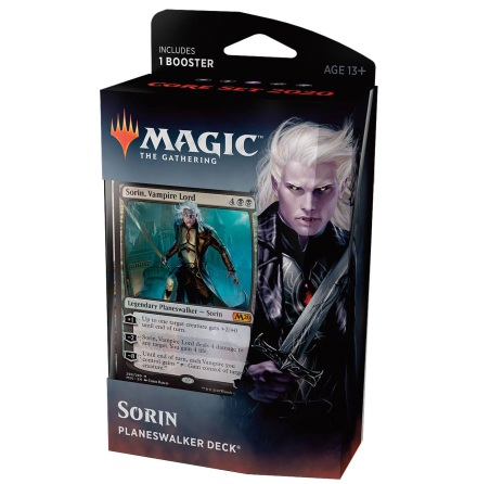 Magic The Gathering - Sorin Planeswalker Deck