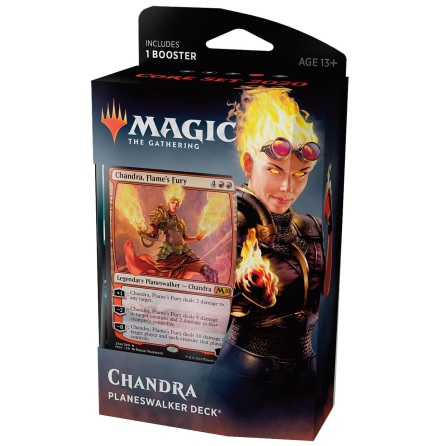 Magic The Gathering - Chandra Planeswalker Deck