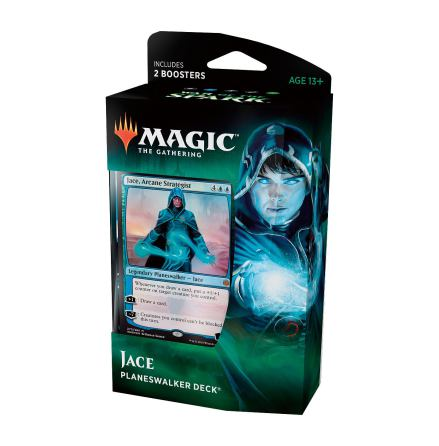 Magic The Gathering - Jace Planeswalker Deck