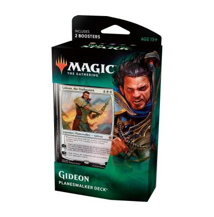 Magic The Gathering - Gideon Planeswalker Deck
