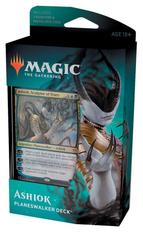 Magic The Gathering - Ashiok Planeswalker Deck