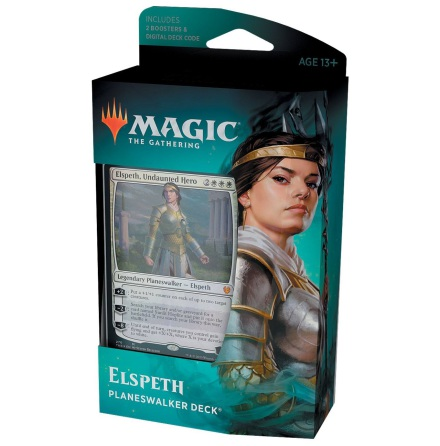 Magic The Gathering - Elspeth Planeswalker Deck