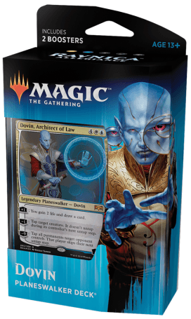 Magic The Gathering - Dovin Planeswalker Deck