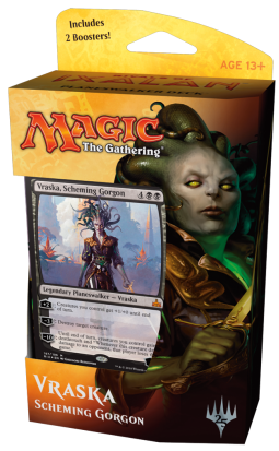 Magic The Gathering - Vraska Scheming Gorgon Deck